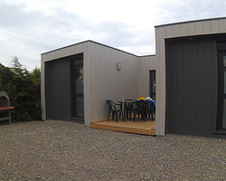 Mobil-home COTTAGE EKUBS - 4/6 et 6/8 places - 2 chambres